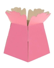Porto Vase Baby Pink (Pack of 25)