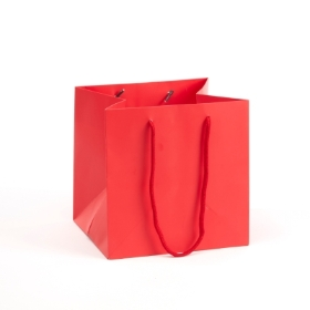 Red Porto Bag (Small)